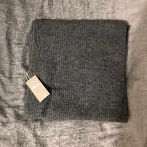 H&M Cashmere Scarf Gray